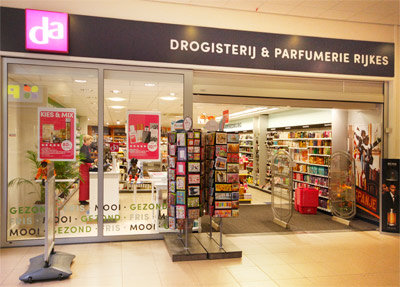 drogisterij en parfumerie rijkes de rijp